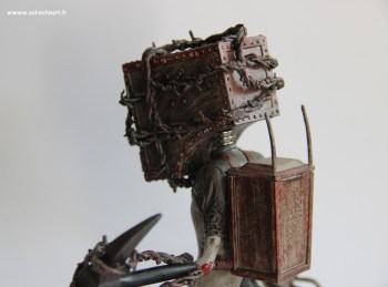 Collector - The Evil Within - The Keeper Bobblehead - image 12