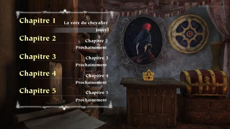 1er épisode : la Voix du Chevalier