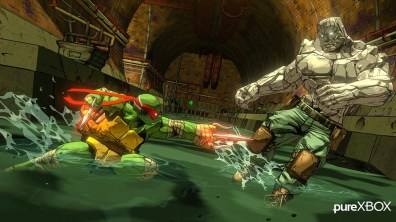 Actualite - Tortues Ninja - screenshots - image 1