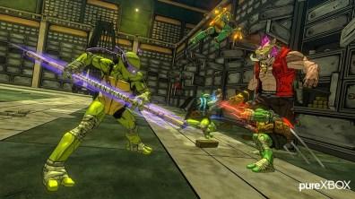Actualite - Tortues Ninja - screenshots - image 2