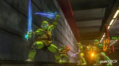 Actualite - Tortues Ninja - screenshots - image 4