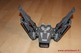 Lego - Set 75104 Kylo Ren's Command Shuttle - image 28