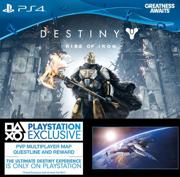 Bonus exclusifs PlayStation 4