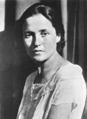 Τζούλια Schucht, σύζυγος του Γκράμσι με την οποία παντρεύτηκε κατά τη διάρκεια της παραμονής του στη Μόσχα.