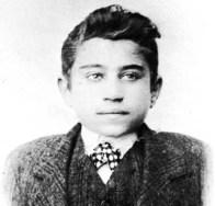Ο Γκράμσι σε ηλικία 15 ετών