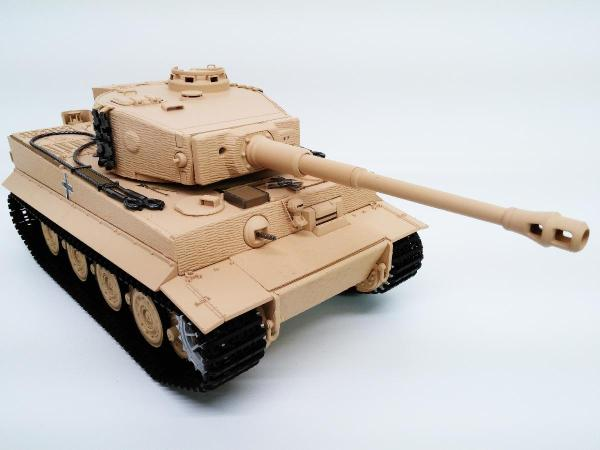 Taigen Tiger 1 Late Version Plastic Edition Airsoft 2