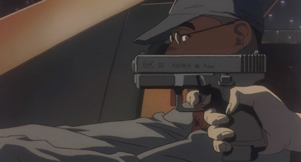 Gun Safety Security Guard