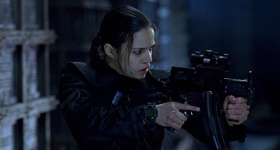 Police Officer Girl Wallpaper Michelle Rodriguez Internet Movie Firearms Database