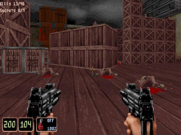 Shadow Warrior  Internet Movie Firearms Database  Guns
