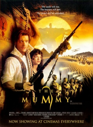 Image result for the mummy 1997 poster