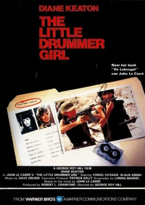 Little Drummer Girl The  Internet Movie Firearms Database  Guns in Movies TV and Video Games