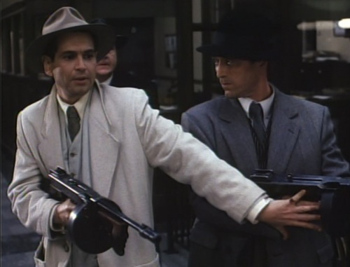 Revenge Of Al Capone The Internet Movie Firearms Database Guns In Movies Tv And