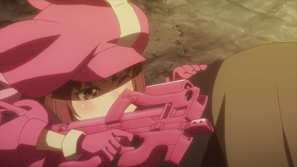 Sword Art Online Alternative Gun Gale Online  Internet Movie Firearms Database  Guns in