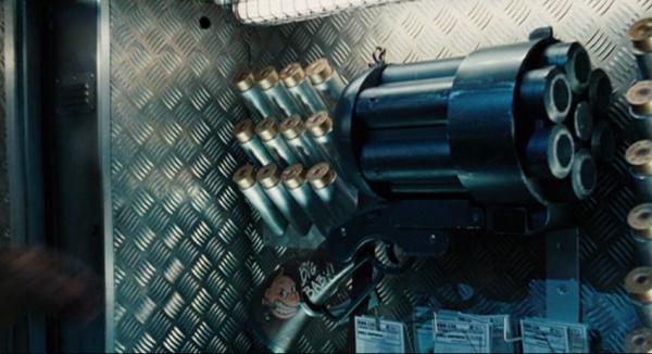 Big Baby Hellboy gun