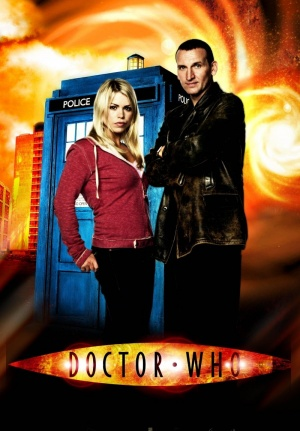 Image result for doctor who season 1 poster