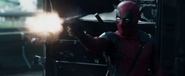 Deadpool 2016  Internet Movie Firearms Database  Guns in Movies TV and Video Games