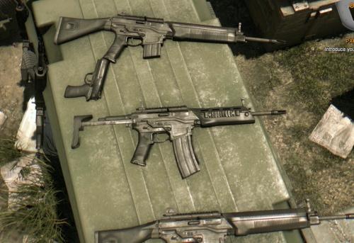 Rais Gun Dying Light