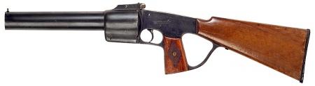 Federal Gas Riot Gun - Internet Movie Firearms Database ...