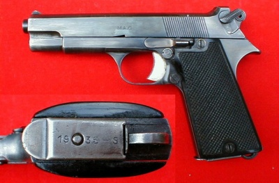 French M1935 Pistols Internet Movie Firearms Database