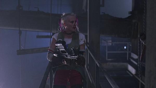 Tank Girl Internet Movie Firearms Database Guns In