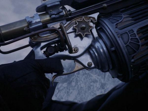 van helsing automatic crossbow