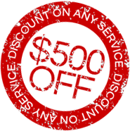 $500 Discount Offer