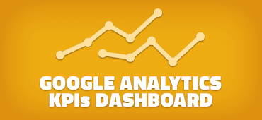 FREE Google Analytics KPIs Dashboard