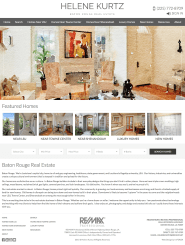 Custom Real Estate Website with IDX Broker Platinum (by imFORZA)