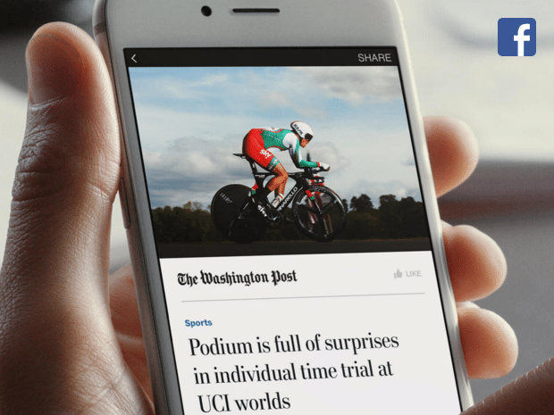 Facebook Instant Articles (explained by imFORZA)