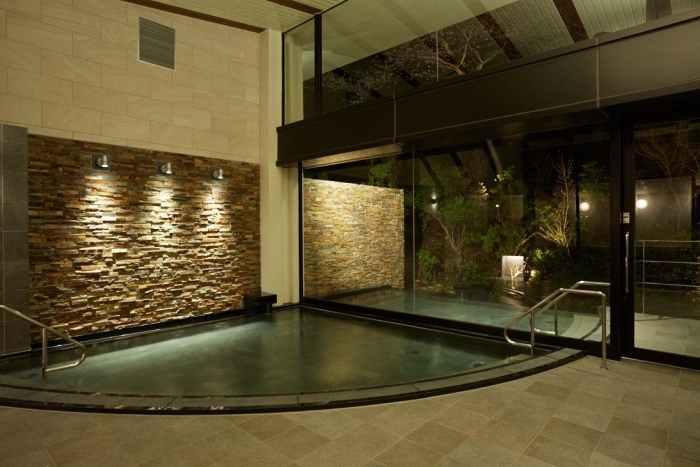 小田急 山のホテルの大浴場