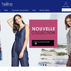 www helline fr helline mode femme haut de gamme
