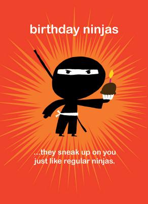 Happy Birthday Apsmith21! Hi Def Ninja Pop Culture