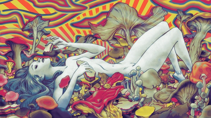 Psychedelic Images Hd