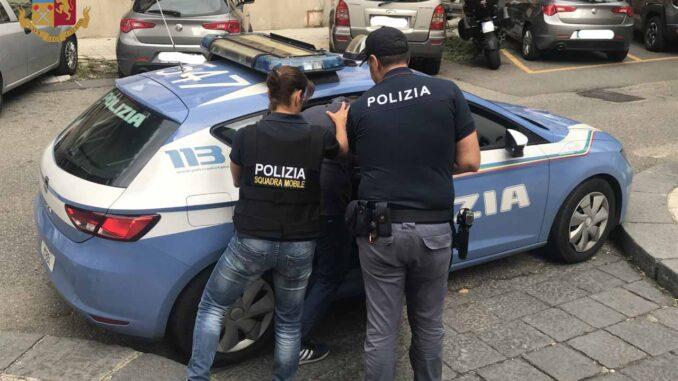 Messina: arresto lampo di Squadra Mobile e Volanti. Polizia rintraccia e  arresta rapinatore - imgpress
