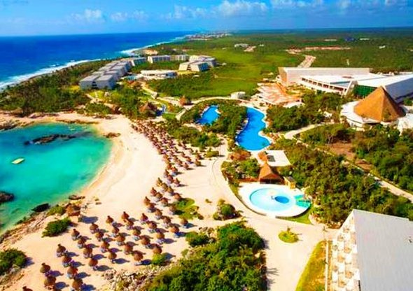 Grand Sirenis Mayan Beach Cheap Vacations Packages Red