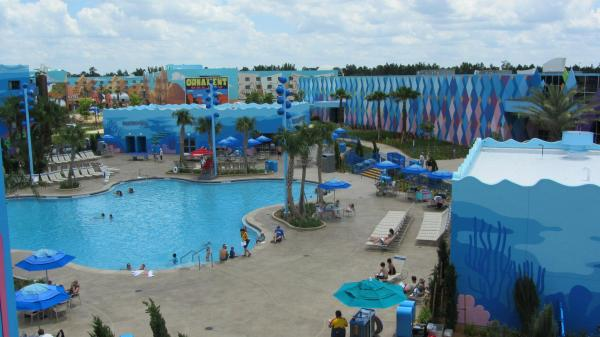 Disney World Art of Animation Resort Pool