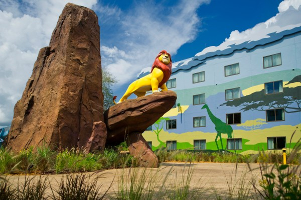 Art of Animation Resort Lion King