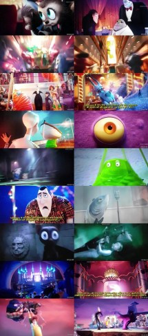 Hotel Transylvania 3 Summer Vacation 2018 Dual Audio 720p
