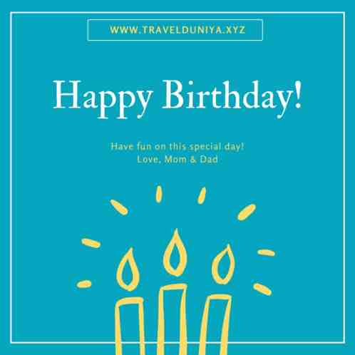 Happy Birthday Wishes Images Download