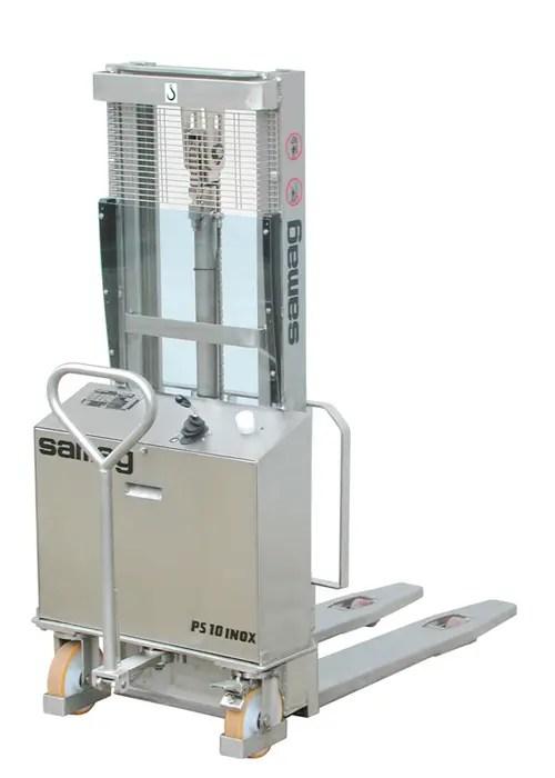 PS inox - Gerbeur électrique Samag