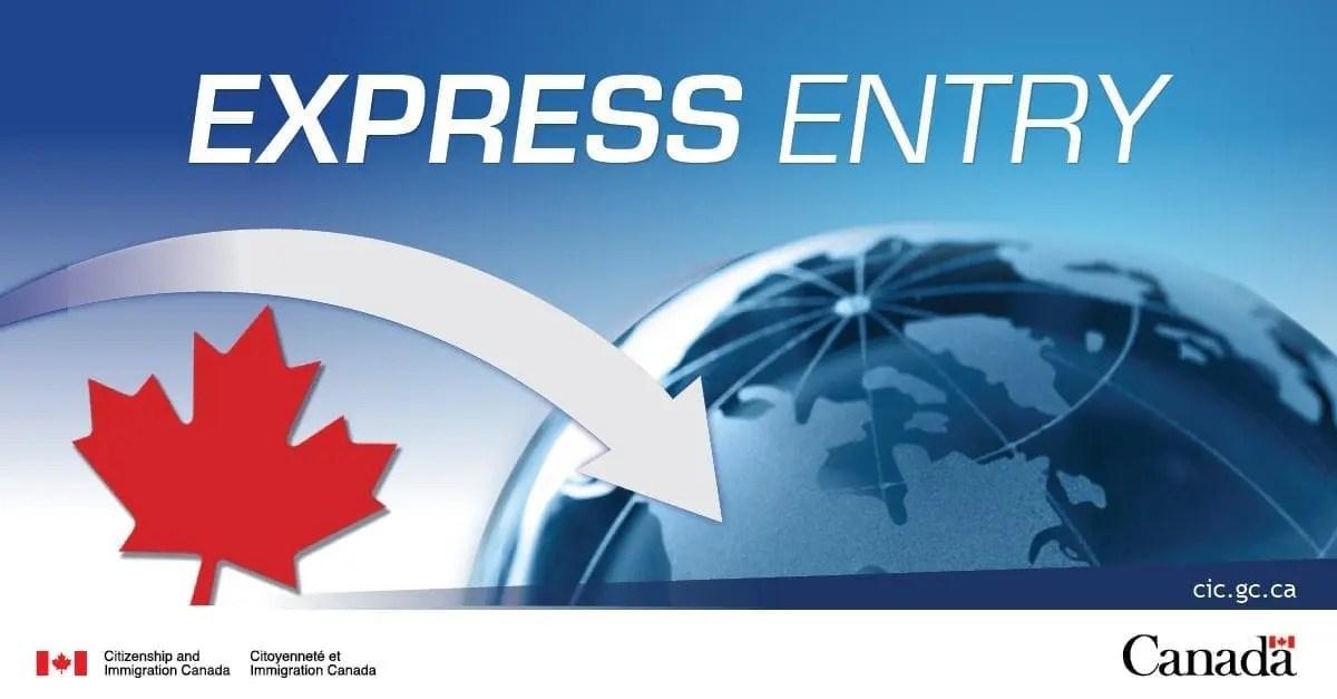 Express Entry Canada - Imigrar pelo EE