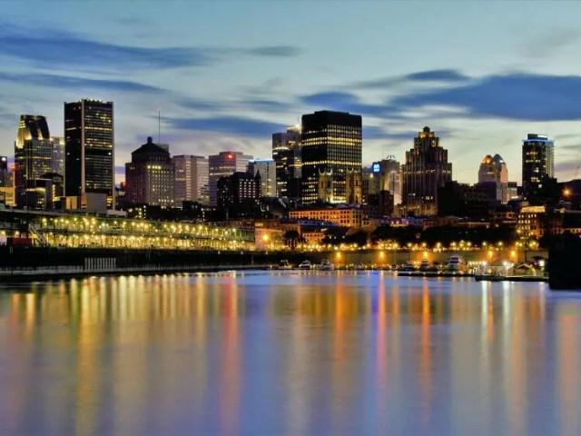Foto da Cidade de Montreal