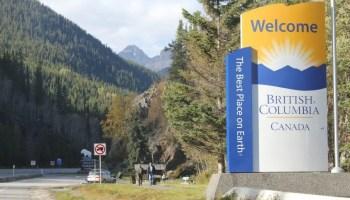 Welcome to BC - British Columbia - Tech Pilot
