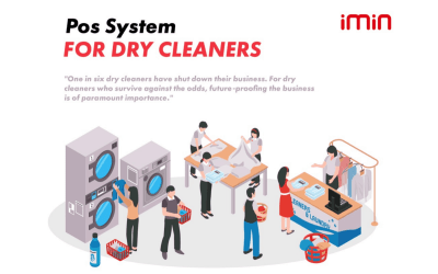 POS System for Dry Cleaners