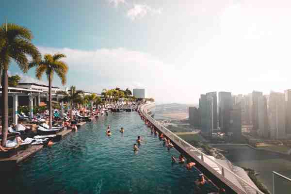 iMin POS System for Hotel MBS photo from Unsplash