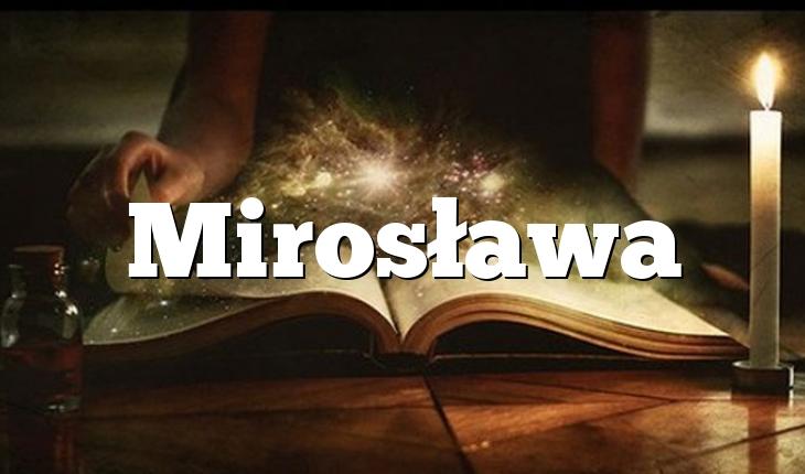 Mirosława