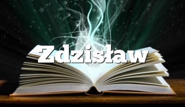 Zdzisław