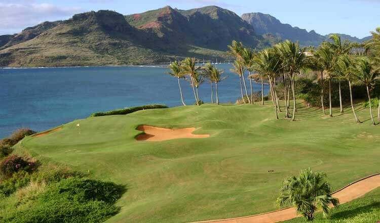 Best Golf Courses in Hawaii