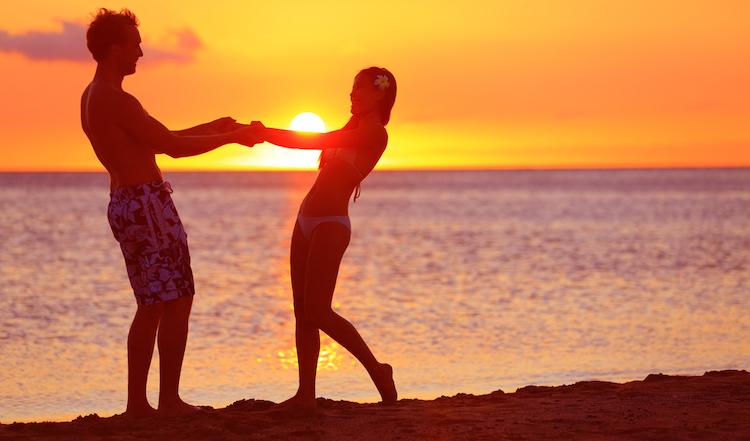 Romantic Places to Go on Hawaii