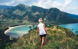 Summers in Hawaii